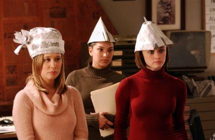 Gilmore Girls TV Series starring Liza Weil as Paris Geller - dvdbash
