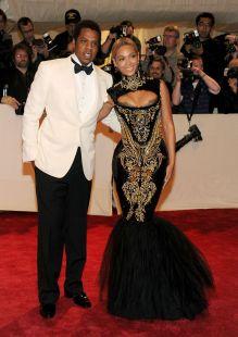Jay Z & Beyonce 2011